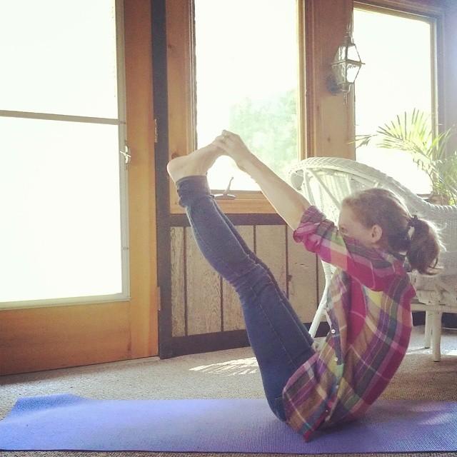 august yoga challenge shes got legs week 2